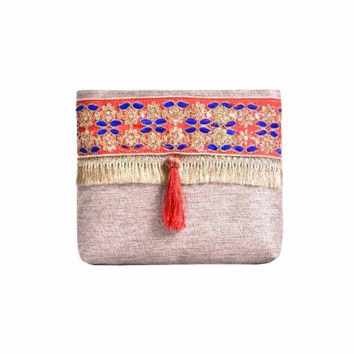 DS004-5 Delsa Handmade Clutch Bag TruFlair Online Shop