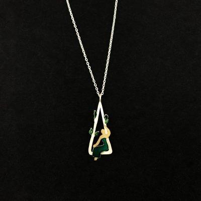 Daydream Sterling Silver Pendant Handmade Jewellery TruFlair