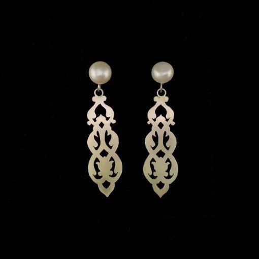 Eslimi Sterling Silver Earrings Handmade Jewellery TruFlair